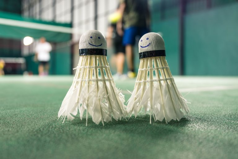 Read more about the article Ask Mark How To Grip A Badminton Racket Step 2